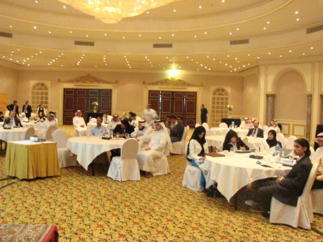 Almoayed Group and Paladion organized a conference